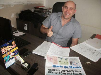 Notícia de Águas Lindas – Secretário de meio ambiente de Águas Lindas testa positivo para coronavírus
