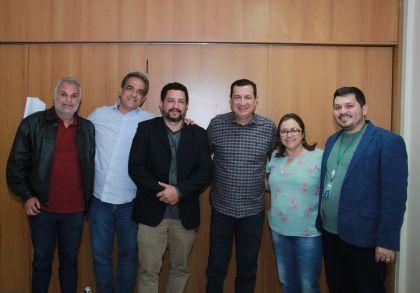 Notícia de Águas Lindas – Prefeito Hildo do Candango promove melhorias na educação do município