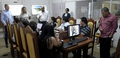 Notícia de Águas Lindas – Secretaria Estadual de Saúde implementa novo Sistema de Regulação em Águas Lindas de Goiás