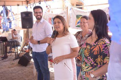 """Notícia de Águas Lindas – Projeto de Trabalho Técnico Social promove """"Festa do Trabalhador e da Família"""" em Águas Lindas"""
