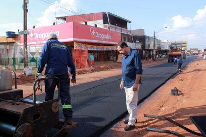 Notícia de Águas Lindas – Prefeito Hildo do Candango promove o desenvolvimento do município