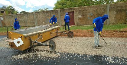 Notícia de Águas Lindas – Obras de infraestrutura promove o desenvolvimento de Águas Lindas