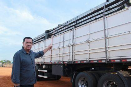 Notícia de Águas Lindas – Começa a montagem do Hospital de campanha de Águas Lindas de Goiás