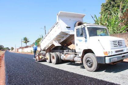 Gestão de Hildo do Candango prioriza obras de infraestrutura urbana como forma de fomentar desenvolvimento socioeconômico em Águas Lindas de Goiás
