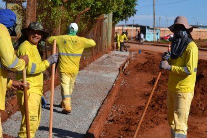 Ações da Prefeitura de Águas Lindas dão cara nova à cidade