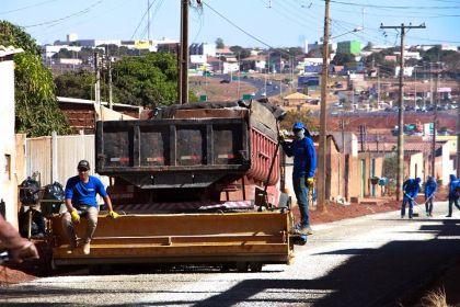 Hildo do Candango anuncia fase de conclusão das obras no Complexo Pérola e diz que medida vai aumentar qualidade de vida da população