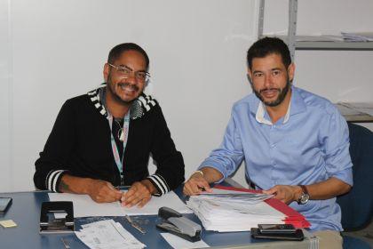 Gestão Hildo do Candango inicia projeto de regularização de feirantes em Águas Lindas