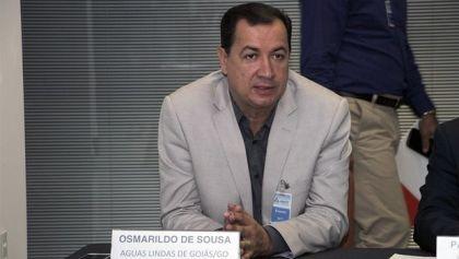 Notícia do Entorno – Presidente da AMAB, Hildo do Candango busca melhorias para o transporte público de Cidade Ocidental
